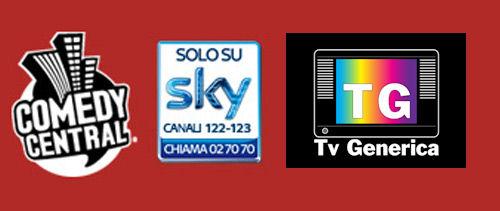 Canale Test su Tv Generica di Comedy Central di Sky